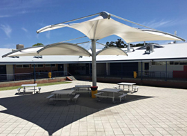 Double Claw at Collie High School